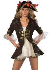 Buccaneer - Woman Costumes
